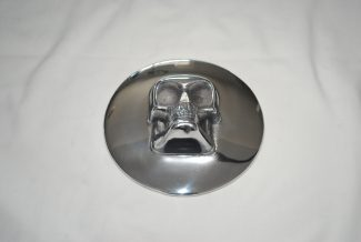 skull air cleaner cover