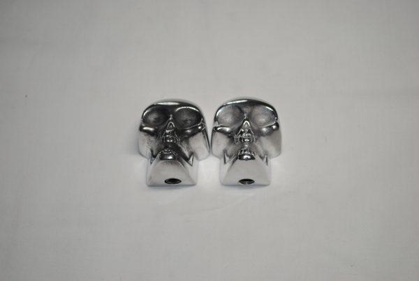 front axle caps