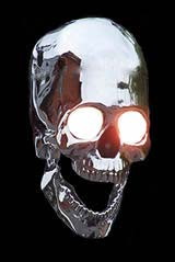 Skull Enterprises - Custom skull motorcycle parts